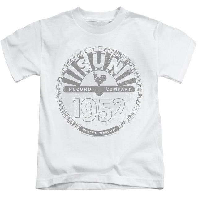 Sun Records Kids T Shirt | CRUSTY LOGO Kids Tee