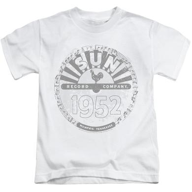 Sun Records Kids T Shirt | CRUSTY LOGO Kids Tee