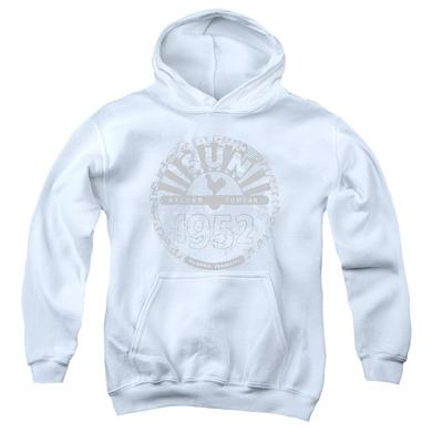 Sun Records Youth Hoodie | CRUSTY LOGO Pull-Over Sweatshirt