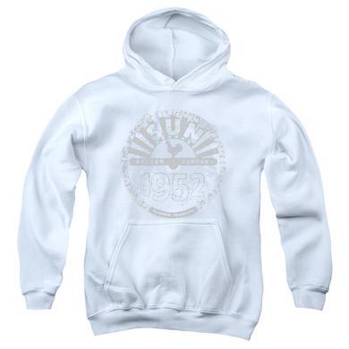Sun Records Youth Hoodie | CRUSTY LOGO Pull-Over Sweatshirt