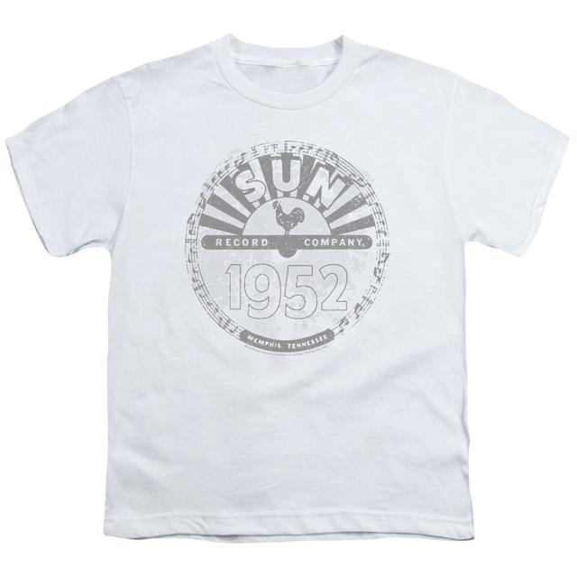 Sun Records Youth Tee | CRUSTY LOGO Youth T Shirt