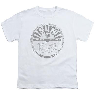 Sun Records Youth Tee | CRUSTY LOGO Youth T Shirt