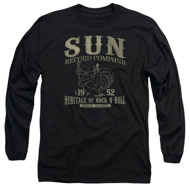 Sun Records T Shirt   ROCKABILLY BIRD Premium Tee