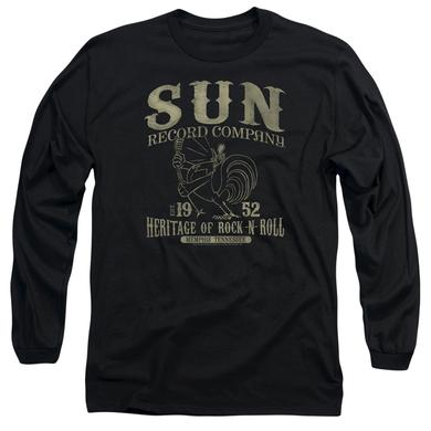 Sun Records T Shirt | ROCKABILLY BIRD Premium Tee