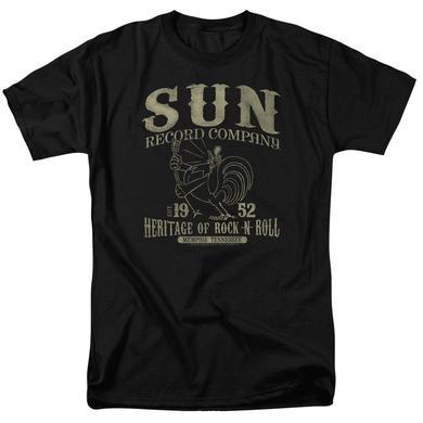 Sun Records Shirt | ROCKABILLY BIRD T Shirt