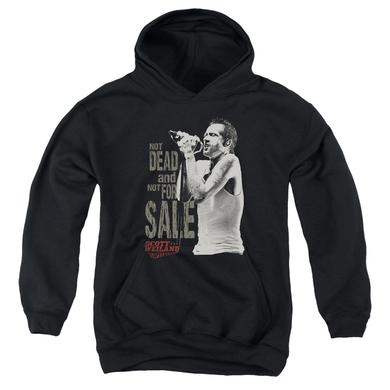 Scott Weiland Youth Hoodie | NOT DEAD Pull-Over Sweatshirt