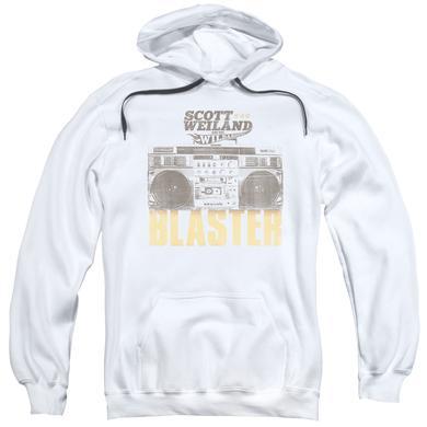 Scott Weiland Hoodie | BLASTER Pull-Over Sweatshirt