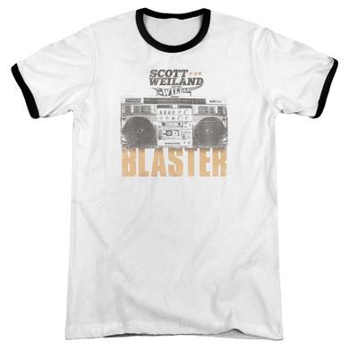Scott Weiland Shirt | BLASTER Premium Ringer Tee