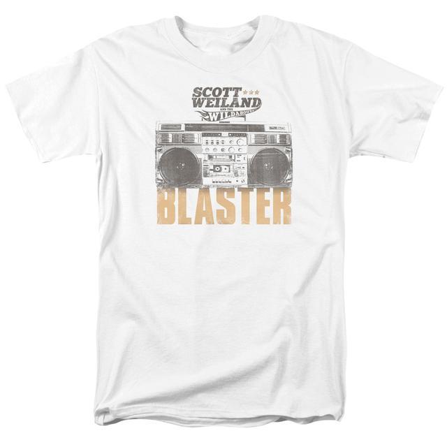 Scott Weiland Shirt | BLASTER T Shirt