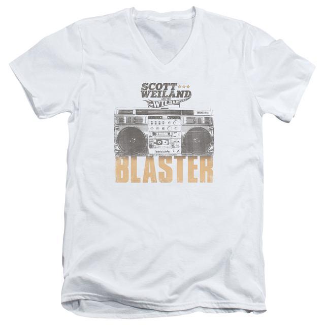 Scott Weiland T Shirt (Slim Fit)   BLASTER Slim-fit Tee