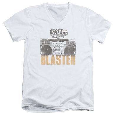 Scott Weiland T Shirt (Slim Fit) | BLASTER Slim-fit Tee