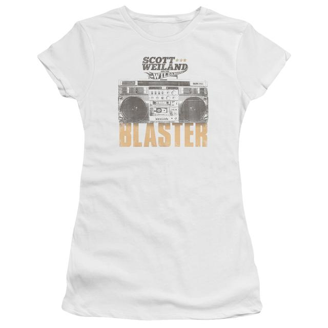 Scott Weiland Juniors Shirt | BLASTER Juniors T Shirt