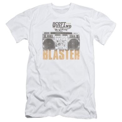 Scott Weiland Slim-Fit Shirt | BLASTER Slim-Fit Tee