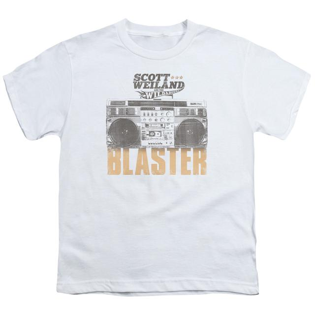 Scott Weiland Youth Tee | BLASTER Youth T Shirt