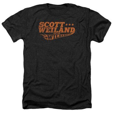Scott Weiland Tee | LOGO Premium T Shirt