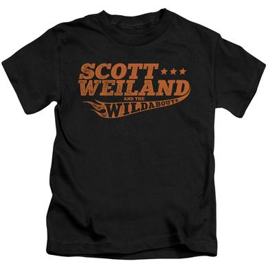Scott Weiland Kids T Shirt | LOGO Kids Tee