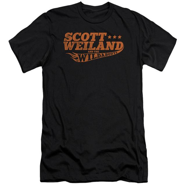 Scott Weiland Slim-Fit Shirt | LOGO Slim-Fit Tee