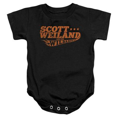Scott Weiland Baby Onesie | LOGO Infant Snapsuit