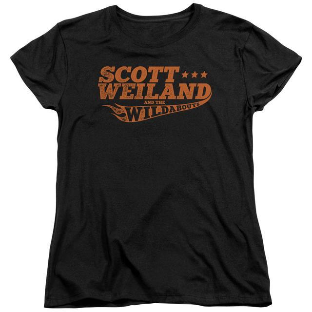 Scott Weiland Women's Shirt | LOGO Ladies Tee