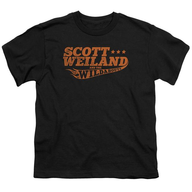 Scott Weiland Youth Tee | LOGO Youth T Shirt
