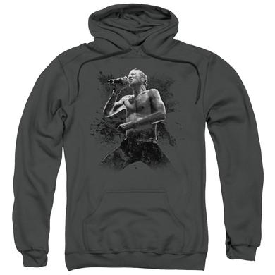 Scott Weiland Hoodie | WEILAND ON STAGE Pull-Over Sweatshirt