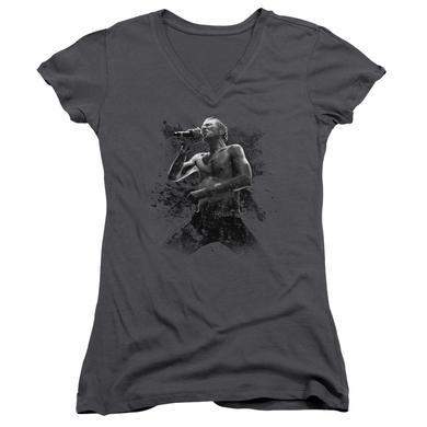 Scott Weiland Junior's V-Neck Shirt | WEILAND ON STAGE Junior's Tee
