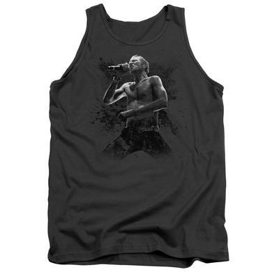 Scott Weiland Tank Top | WEILAND ON STAGE Sleeveless Shirt
