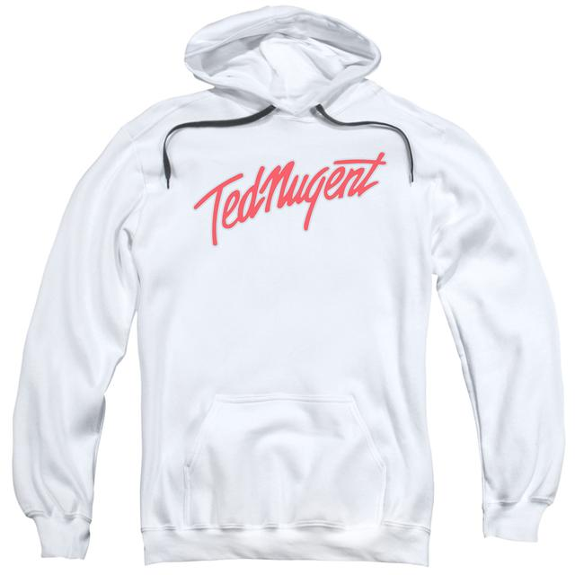 Ted Nugent Hoodie | CLEAN LOGO Pull-Over Sweatshirt
