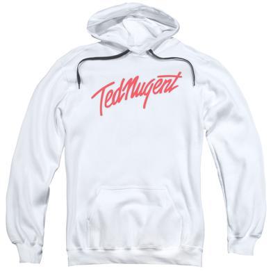 Ted Nugent Hoodie | CLEAN LOGO Pull-Over Sweatshirt