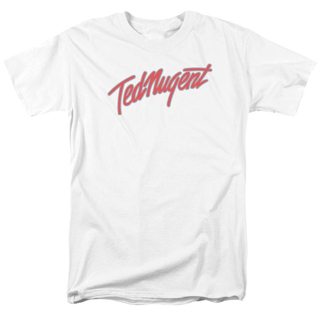 Ted Nugent Shirt | CLEAN LOGO T Shirt