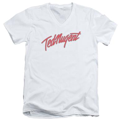 Ted Nugent T Shirt (Slim Fit) | CLEAN LOGO Slim-fit Tee