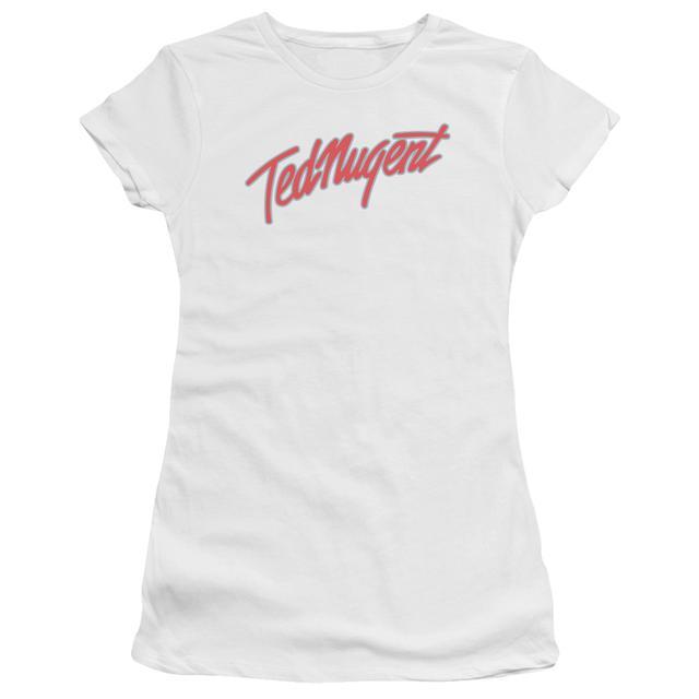 Ted Nugent Juniors Shirt | CLEAN LOGO Juniors T Shirt