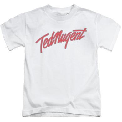 Ted Nugent Kids T Shirt | CLEAN LOGO Kids Tee