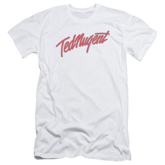 Ted Nugent Slim-Fit Shirt | CLEAN LOGO Slim-Fit Tee