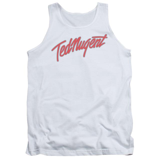 Ted Nugent Tank Top | CLEAN LOGO Sleeveless Shirt
