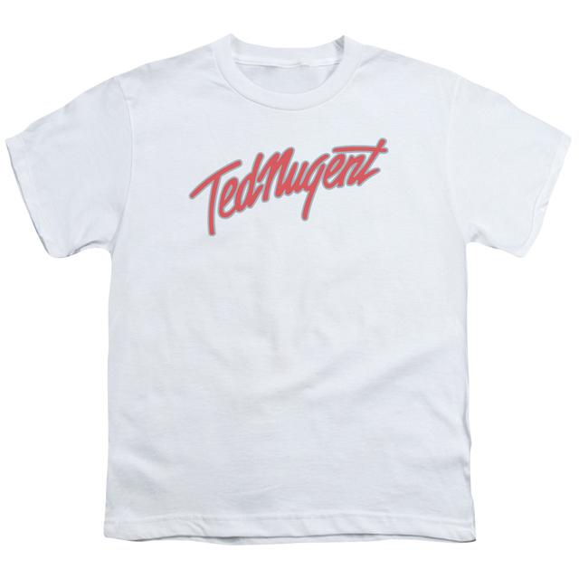 Ted Nugent Youth Tee | CLEAN LOGO Youth T Shirt
