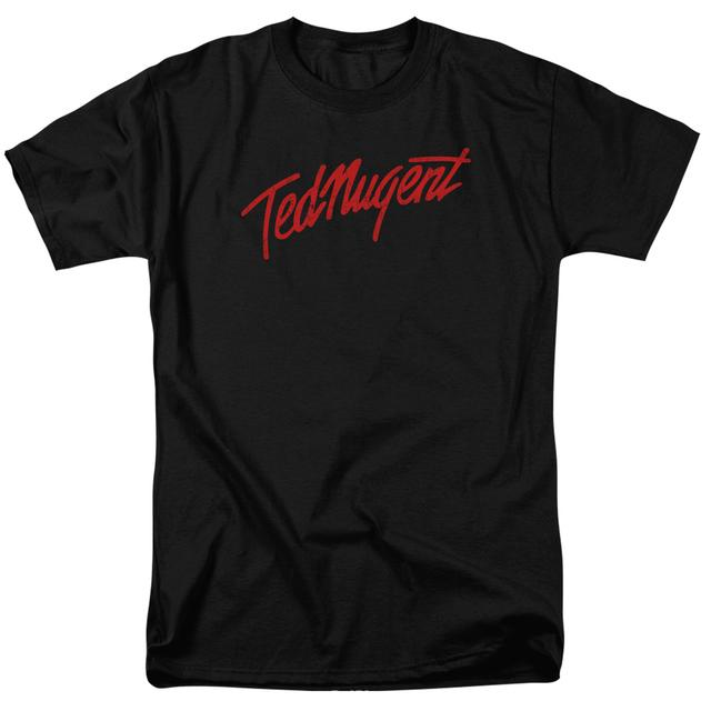 Ted Nugent Shirt | DISTRESS LOGO T Shirt
