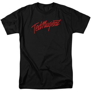 Ted Nugent Shirt | DISTRESS LOGO T Shirt