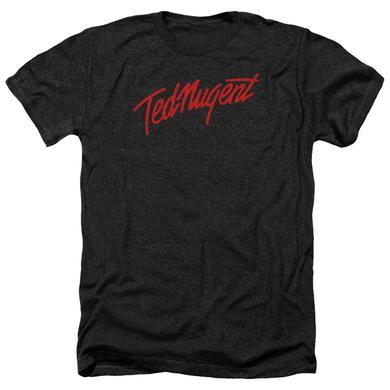 Ted Nugent Tee | DISTRESS LOGO Premium T Shirt