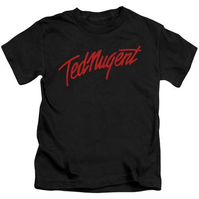 Ted Nugent Kids T Shirt | DISTRESS LOGO Kids Tee