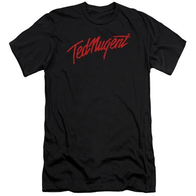 Ted Nugent Slim-Fit Shirt | DISTRESS LOGO Slim-Fit Tee