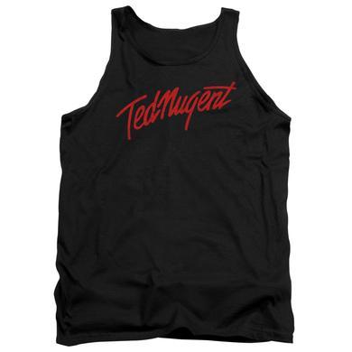Ted Nugent Tank Top | DISTRESS LOGO Sleeveless Shirt