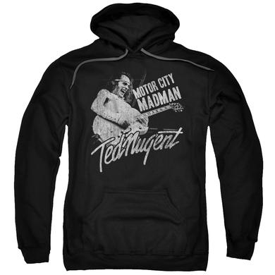 Ted Nugent Hoodie | MADMAN Pull-Over Sweatshirt
