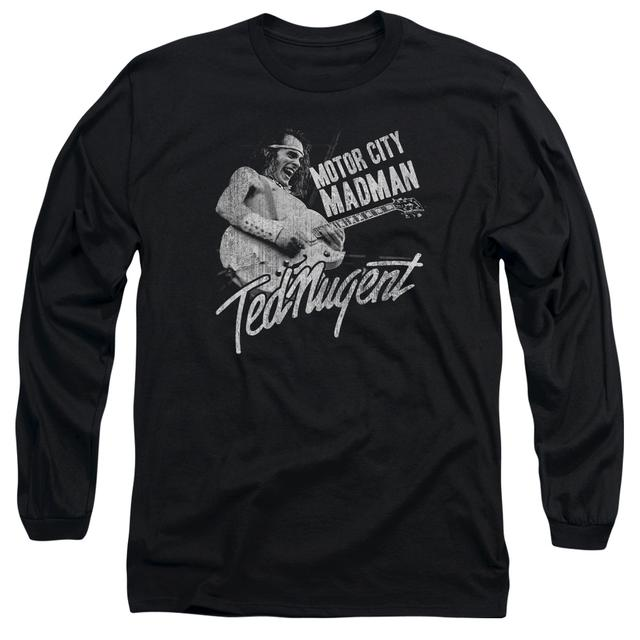 Ted Nugent T Shirt | MADMAN Premium Tee