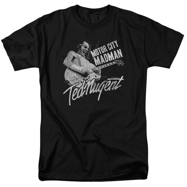 Ted Nugent Shirt | MADMAN T Shirt