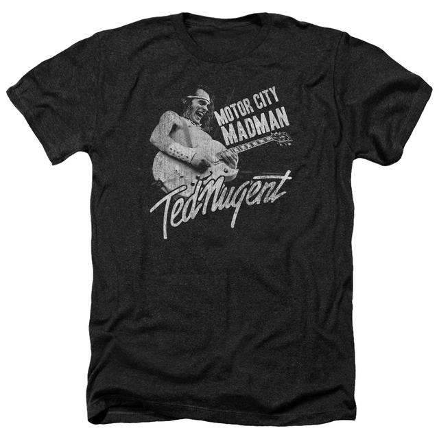 Ted Nugent Tee | MADMAN Premium T Shirt