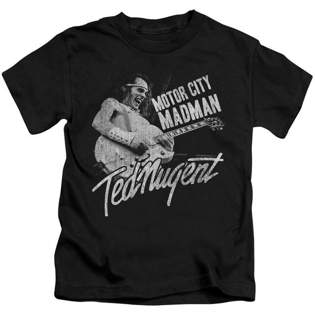 Ted Nugent Kids T Shirt | MADMAN Kids Tee