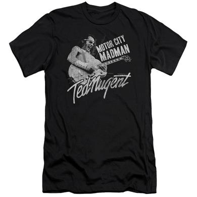 Ted Nugent Slim-Fit Shirt | MADMAN Slim-Fit Tee