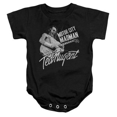 Ted Nugent Baby Onesie | MADMAN Infant Snapsuit
