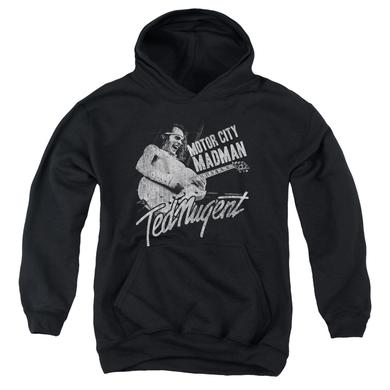 Ted Nugent Youth Hoodie | MADMAN Pull-Over Sweatshirt